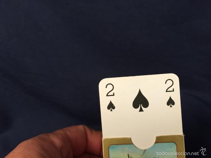 Barajas de cartas: baraja naipes poker carta mundi turnhout belgium 1,8x9x5,8cms - Foto 4 - 60595787