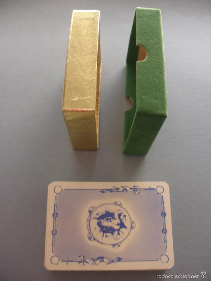 Barajas de cartas: BARAJA NAIPES TAURINA RUANO LLOPIS, CLEMENTE JACQUES, MEXICO 1940 - Foto 11 - 118221996