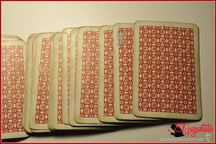 Barajas de cartas: BARAJAS INFANTILES - FOURNIER 1979 - FAMILAS DE 7 PAISES - Foto 3 - 61149667