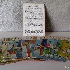 Mazzi di carte: BARAJA CARTAS HEIDI LAS CUATRO ESTACIONES. Lote 61277103