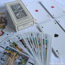 Barajas de cartas: BARAJA JUEGO DE TAROT HERON 78 CARTAS. Lote 61431291