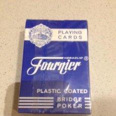 Barajas de cartas: BARAJA POKER HERACLIO FOURNIER. Lote 62211618