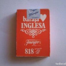 Mazzi di carte: BARAJA INGLESA,H,FOURNIER.. Lote 62265228