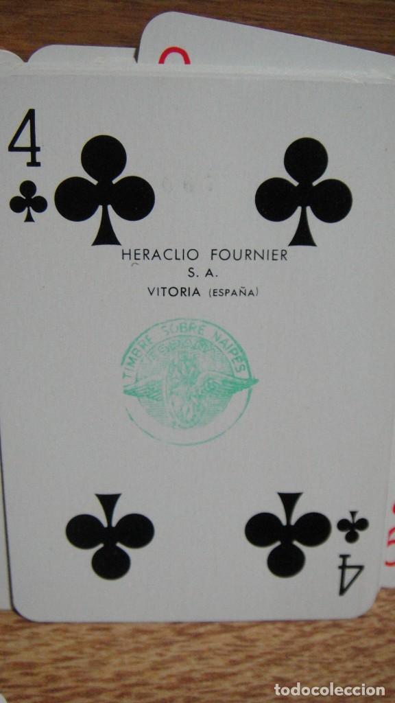 Barajas de cartas: baraja de poker heraclio fournier 400 - Foto 3 - 62309848