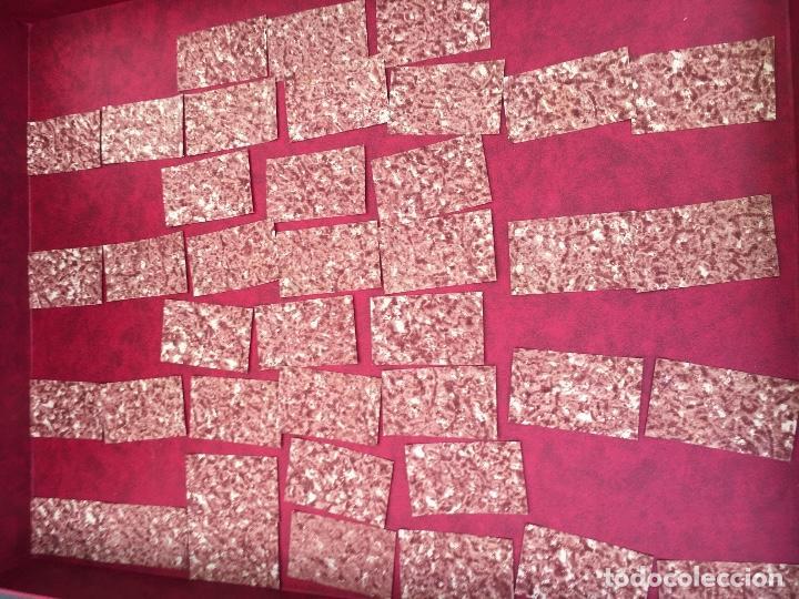 Barajas de cartas: BARAJA 40 NAIPES MUY RARA HEMISFERIOS CORONADOS PINILLOS DE VALLEJO 1845 - Foto 9 - 62615056