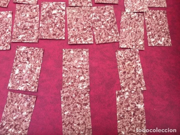 Barajas de cartas: BARAJA 40 NAIPES MUY RARA HEMISFERIOS CORONADOS PINILLOS DE VALLEJO 1845 - Foto 13 - 62615056