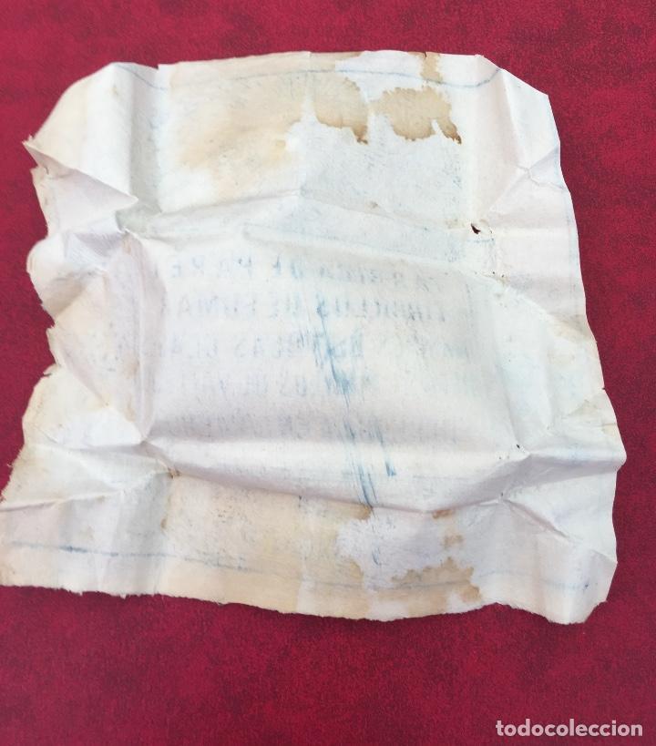 Barajas de cartas: BARAJA 40 NAIPES MUY RARA HEMISFERIOS CORONADOS PINILLOS DE VALLEJO 1845 - Foto 17 - 62615056