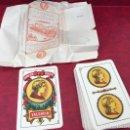 Barajas de cartas: BARAJA 48 NAIPES SIMEON DURA NÚMERO 25 CLASE ESPECIAL VALENCIA 1931. Lote 62680292