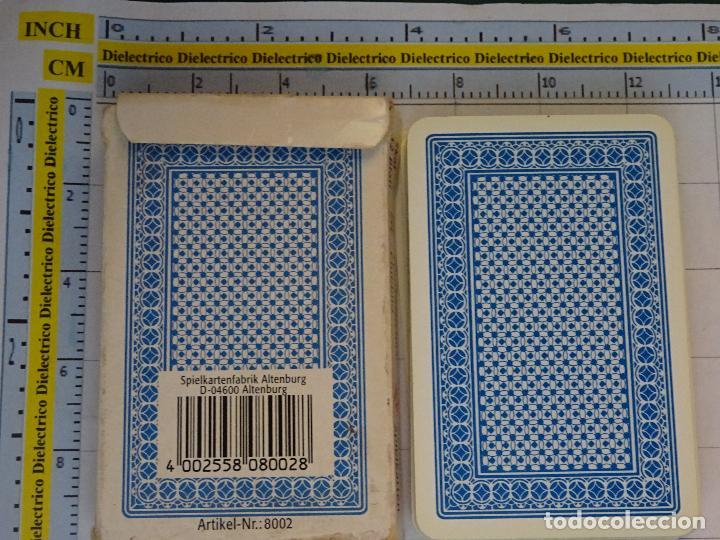 Barajas de cartas: BARAJA DE CARTAS DE ALEMANIA. AÑOS 80 90. SKAT. BERLINER SPIELKARTEN - Foto 2 - 62775124