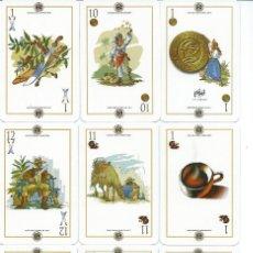 Barajas de cartas: BARAJA ESPAÑOLA CAFE DE INDIAS-AÑO 2004.-. Lote 62973996