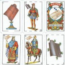 Barajas de cartas: BARAJA ESPAÑOLA CERAMICA COLLADO.-AÑO 2004. Lote 62998100