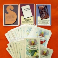 Barajas de cartas: LA RESPUESTA DEL ÁNGEL II - 1995 - NAIPES COMAS - EDITORIAL SIRIO - CARTAS, BARAJA. Lote 63457320