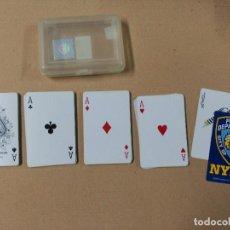 Barajas de cartas: BARAJA DE CARTAS DEL DEPARTAMENTO DE POLICIA DE NUEVA YORK. . Lote 63536544