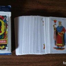 Barajas de cartas: BARAJA ESPAÑOLA MAS REYNALS - MOD. 201** 50 CARTAS SUPERFICIE PLÁSTICA. Lote 63539876