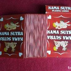 Barajas de cartas: BARAJA DE CARTAS KAMA SUTRA . Lote 63575912