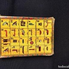 Barajas de cartas: NAIPES EGIPTO ALFA BEAT JEROGLIFICOS. Lote 63587412
