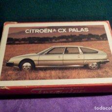 Barajas de cartas: BARAJA DE CARTAS - JUEGO DE - FOURNIER - CITROEN CX PALAS -. Lote 63990175