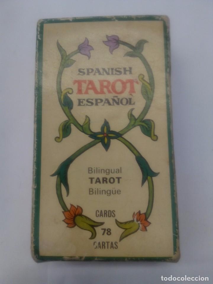 BARAJA DE CARTAS TAROT ESPAÑOL (Juguetes y Juegos - Cartas y Naipes - Barajas Tarot)