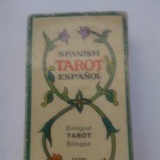 Barajas de cartas: BARAJA DE CARTAS TAROT ESPAÑOL. Lote 64017315