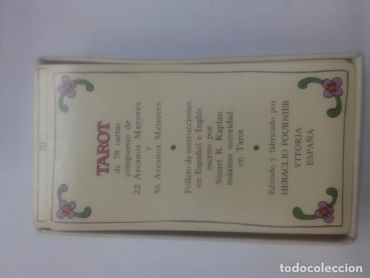 Barajas de cartas: Baraja de cartas Tarot Español - Foto 9 - 64017315