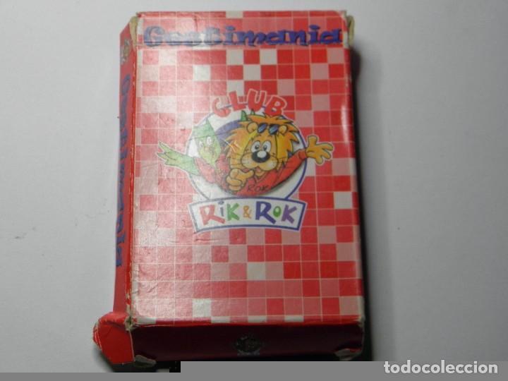 Baraja Gestimania Club Rik Rok Buy Children Cards At