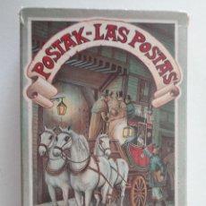 Barajas de cartas: LAS POSTAS-POSTAK.N109. Lote 64634063