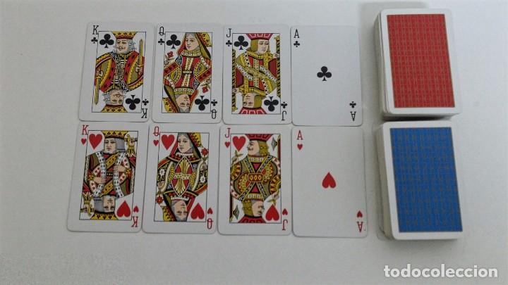 Dos Juegos Miniatura De Baraja De Cartas De Pok Comprar Otras
