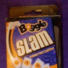 Barajas de cartas: BARAJA - JUEGO DE CARTAS - BOOGLE SLAM -. Lote 65830194