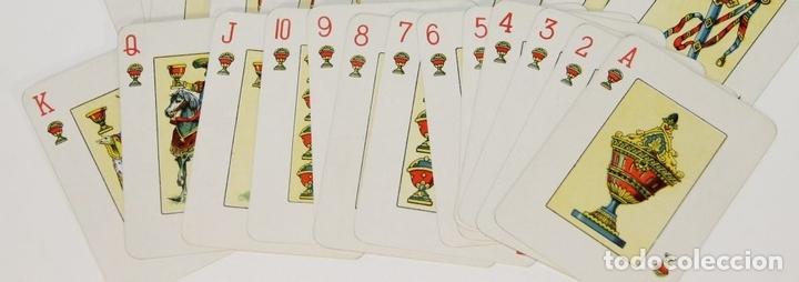 Barajas de cartas: BARAJA DE CARTAS NAIPES. HIJOS DE HERACLIO FOURNIER. ESPAÑA. PRINC. SIGLO. XX. - Foto 6 - 65852530