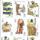 Barajas de cartas: BARAJA ESPECIAL HEROES DE LA GRECIA MYTOLOGICA-AÑO 2010. Lote 65941114