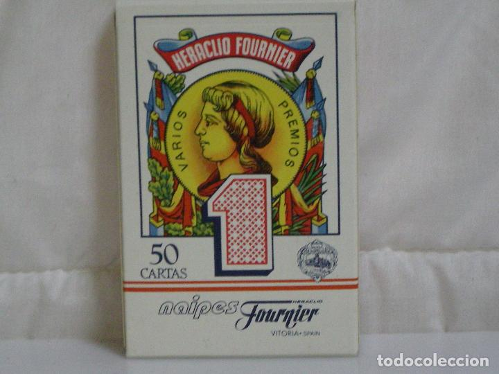 BARAJA NAIPES HERACLIO FOURNIER *** A ESTRENAR *** (Juguetes y Juegos - Cartas y Naipes - Otras Barajas)
