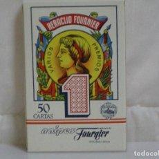 Barajas de cartas: BARAJA NAIPES HERACLIO FOURNIER *** A ESTRENAR ***. Lote 66012434