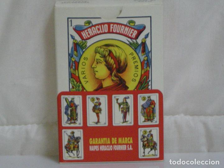 Barajas de cartas: BARAJA NAIPES HERACLIO FOURNIER *** A ESTRENAR *** - Foto 2 - 66012434