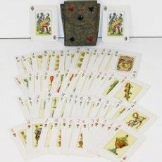 Barajas de cartas: BARAJA DE CARTAS NAIPES. HIJOS DE HERACLIO FOURNIER. ESPAÑA. PRINC. SIGLO. XX.. Lote 65852530