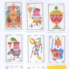 Barajas de cartas: BARAJA ESPAÑOLA DE STOCKLIN. Lote 66279322