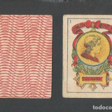 Barajas de cartas: BARAJA MINIATURA - SIMEÓN DURÁ - 3,3 X 4,4 CM. - 48 NAIPES. Lote 66441494