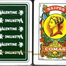 Barajas de cartas: VALENTINE - BARAJA ESPAÑOLA 50 CARTAS. Lote 66863850