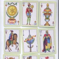 Barajas de cartas: BARAJA ESPAÑOLA DE ATOSA. Lote 127146908