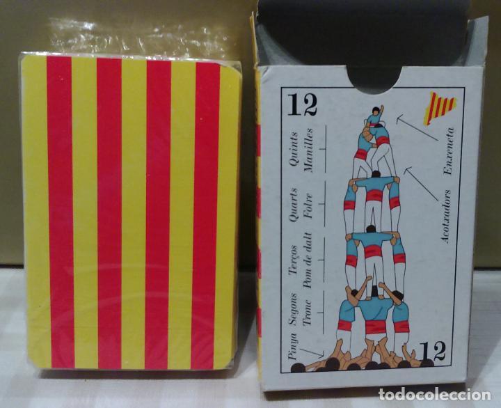 Barajas de cartas: BARAJA DE NAIPES (CARTAS) **** SERIE CARTAS CATALANAS **** A ESTRENAR *** - Foto 2 - 67049398