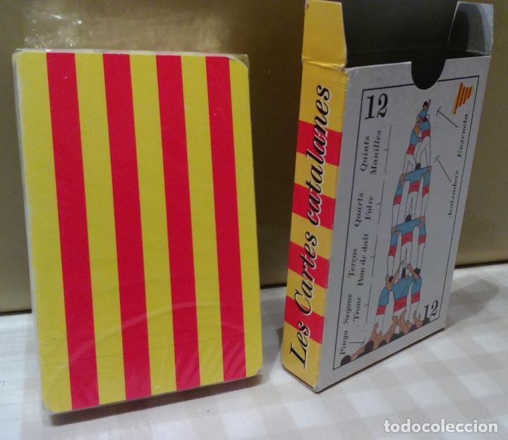 Barajas de cartas: BARAJA DE NAIPES (CARTAS) **** SERIE CARTAS CATALANAS **** A ESTRENAR *** - Foto 3 - 67049398