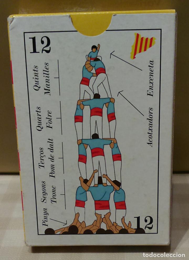 Barajas de cartas: BARAJA DE NAIPES (CARTAS) **** SERIE CARTAS CATALANAS **** A ESTRENAR *** - Foto 4 - 67049398