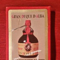 Barajas de cartas: GOM-1786_BARAJA HERACLIO FOURNIER GRAN DUQUE DE ALBA. Lote 67136717
