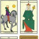 Barajas de cartas: TAROT DE SUBIRACHS, CAJA DE MADERA Y LIBRITO EXPLICATIVO, 78 CARTAS + 1 PRESENTACION, SIN ESTRENAR.. Lote 67160473