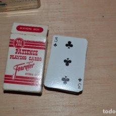 Barajas de cartas: BARAJA POKER MINI FOURNIER . Lote 67206521
