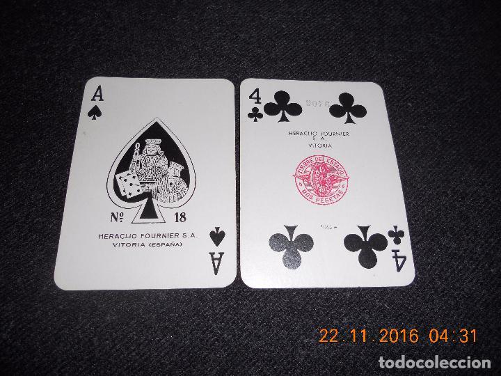 Barajas de cartas: 3 ANTIGUAS BARAJAS DE CARTAS DE LOS AÑOS 60 - Foto 4 - 67327729