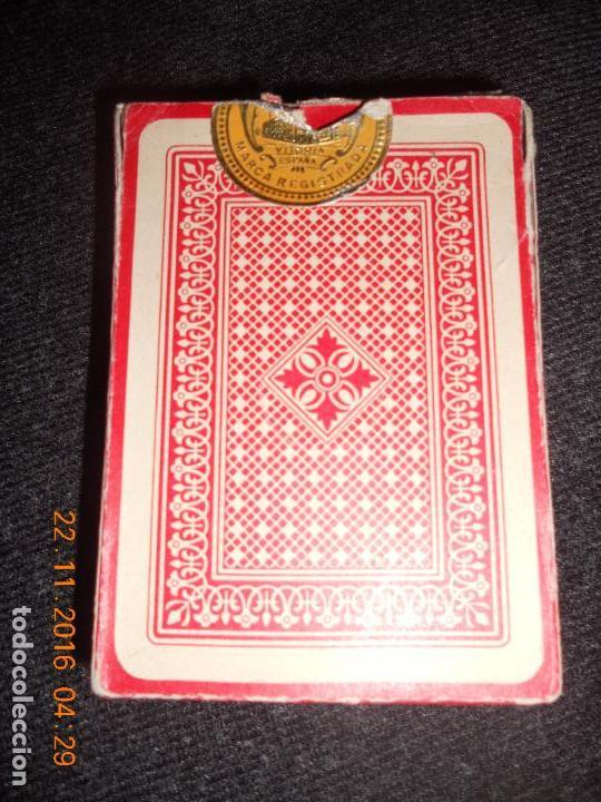 Barajas de cartas: 3 ANTIGUAS BARAJAS DE CARTAS DE LOS AÑOS 60 - Foto 7 - 67327729