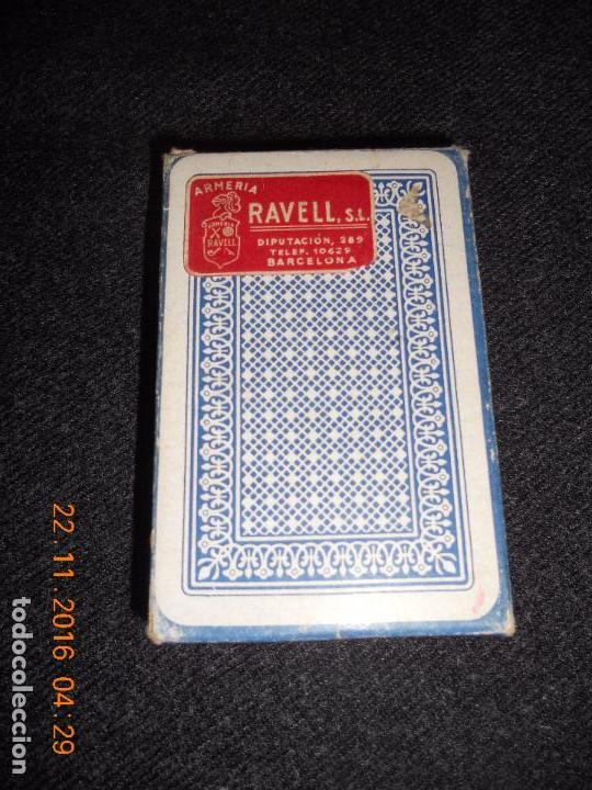 Barajas de cartas: 3 ANTIGUAS BARAJAS DE CARTAS DE LOS AÑOS 60 - Foto 8 - 67327729
