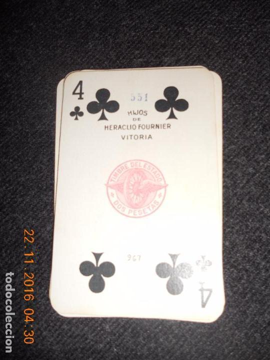 Barajas de cartas: 3 ANTIGUAS BARAJAS DE CARTAS DE LOS AÑOS 60 - Foto 11 - 67327729