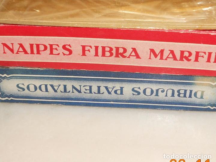 Barajas de cartas: 3 ANTIGUAS BARAJAS DE CARTAS DE LOS AÑOS 60 - Foto 14 - 67327729