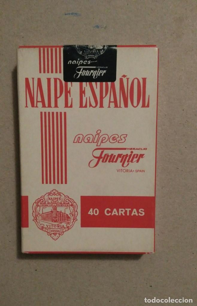 Barajas de cartas: BARAJA DE CARTAS HERACLIO FOURNIER PUBLICIDAD CANAL+ 40 CARTAS PRECINTADA NAIPES - Foto 2 - 67540485